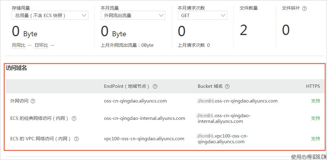 ECS用户如何正确使用OSS内网地址?